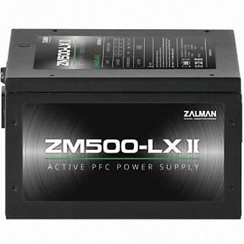 ZALMAN ZM500-LXII 500W 120MM PSU