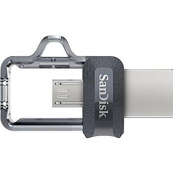 64GB USB DUAL DRIVE M3.0 SANDISK SDDD3-064G-G46