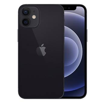 APPLE ÝPHONE 12 MÝNÝ 128GB MGE33TU/A SÝYAH (DÝST)