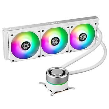 LIAN LI GALAHAD 360 WHITE 360MM CPU SIVI SOGUTMA