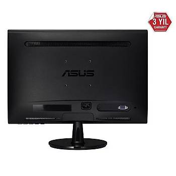 18.5 ASUS VS197DE LED 1366x768 5MS VGA VESA 3YIL