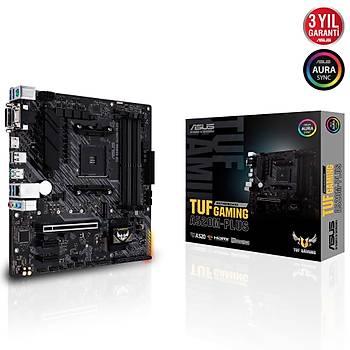 ASUS TUF GAMING A520M-PLUS AMD 4800(O.C)MHz DVI-D HDMI AM4