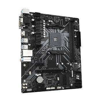GIGABYTE B450M S2H V2 DDR4 M.2 mATX AM4