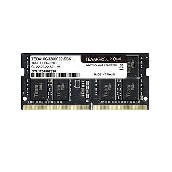 16 GB DDR4 3200 Mhz SODIMM TEAM ELITE TED416G3200C22-S01
