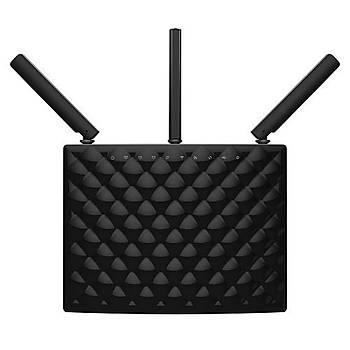 TENDA AC15 4PORT WiFi-N 1900Mbps 3 ANTEN AC ROUTER