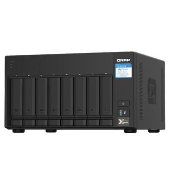 QNAP TS-832PX 8 YUVALI NAS DEPOLAMA ÜNÝTESÝ(4GB)