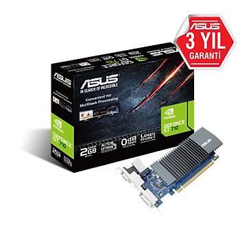 ASUS GT710-SL-2GD5 2GB GDDR5 DVI HDMI 64Bit