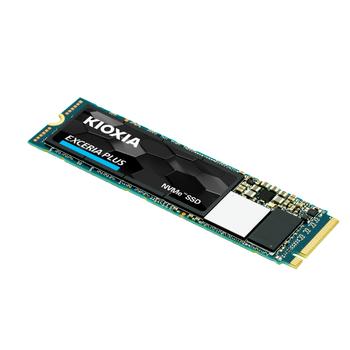 1TB KIOXIA EXCERIA PLUS NVMe 3D 3400/3200 MB/sn (LRD10Z001TG8)
