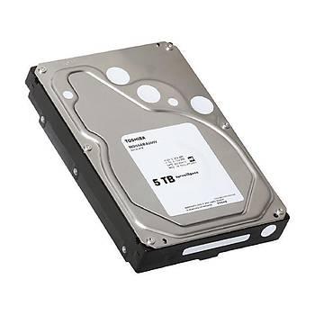 5TB TOSHIBA 5400 RPM SATA3 128MB 7/24 MD04ABA500V