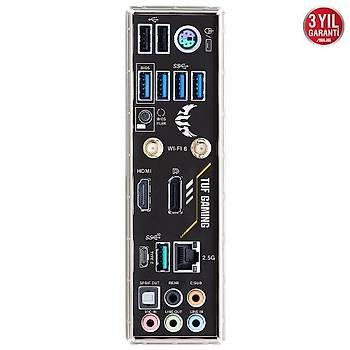 ASUS TUF GAMING B550-PLUS (WI-FI) 4600Mhz ATX AM4