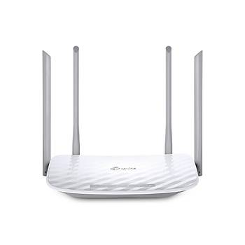 TP-LINK ARCHER-C50 4PORT 867 Mbps DUAL ROUTER