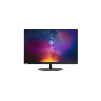 22.5 LENOVO ThinkVision T23d-10 61C3MAT6TK IPS FHD 6MS 60HZ HDMI DP VGA 3 Yýl Garanti