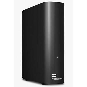 "16TB WD 3.5"" USB3.0 ELEMENTS SÝYAH WDBWLG0160HBK-EESN"