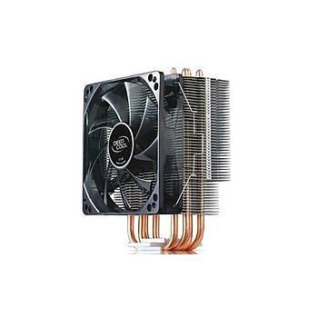DEEP COOL GAMMAXX 400 INTEL/AMD RED LED CPU SOÐUTU