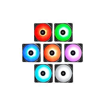 DEEP COOL RF120 RGB LED120MM KASA FANI