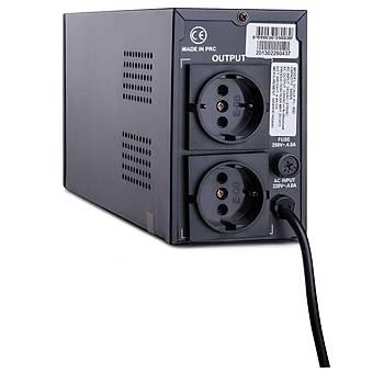 POWERFUL UPS PL-800 850VA 5-12DK KESÝNTÝSÝZ GÜÇ KAYNAÐ