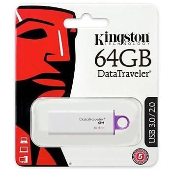 64 GB BELLEK USB 3.0 DTIG4 (KINGSTON)