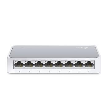 TP-LINK TL-SF1008D 8 PORT 10/100 MBPS SWITCH