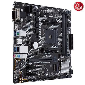 ASUS PRIME B450M-K II 4400 DDR4 DVI VGA M2 AM4