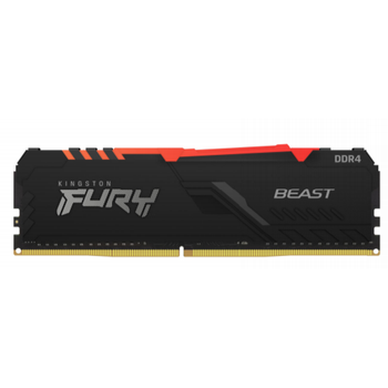 16GB KINGSTON FURY Beast RGB DDR4 3200Mhz KF432C16BB1A/16 1x16G