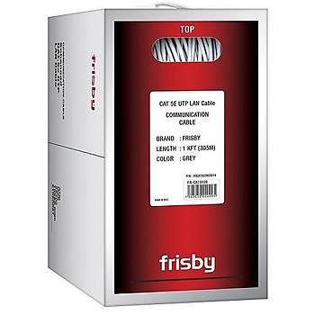 FRISBY FR-CAT5E09 305MT NETWORK KABLO