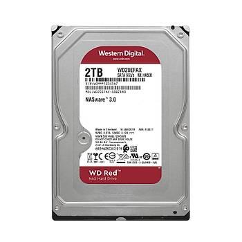 2TB WD Red Intellipower SATA6 64MB WD20EFAX