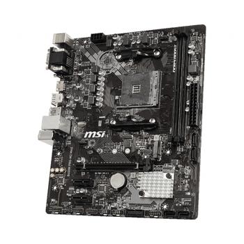 MSI B450M PRO-M2 MAX DDR4 VGA DVI-D HDMI mATX