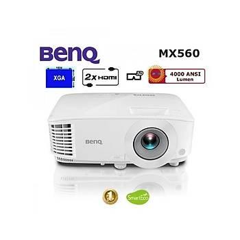 BENQ MX560 DLP 4000AL 1024x768 VGA HDMI PROJEKSÝYO