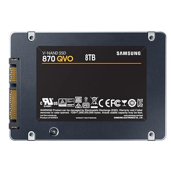 8TB SAMSUNG 870 EVO 560/530MB/s MZ-77Q8T0BW SSD