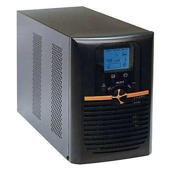 TUNÇMATÝK NEWTECH PRO X9 II 2 KVA 1/1 LCD TSK5306