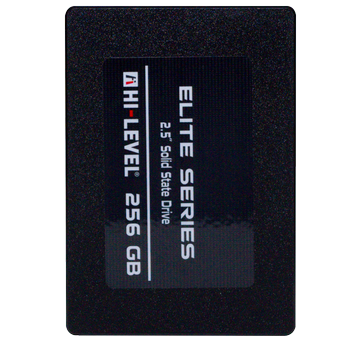 "256GB HI-LEVEL HLV-SSD30ELT/256G 2,5"" 560-540 MB/s"