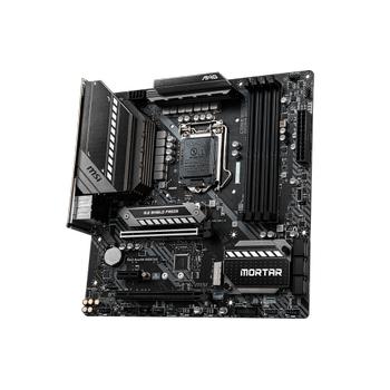 MSI MAG B460M MORTAR DDR4 2933Mhz mATX 1200p