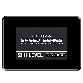 "960 GB HI-LEVEL SSD30ULT/960G 2,5"" 550-530 MB/s"