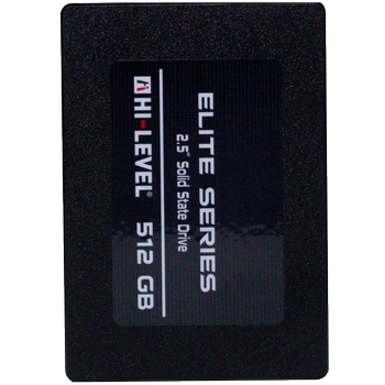 "512GB HI-LEVEL HLV-SSD30ELT/512G 2,5"" 560-540 MB/s"