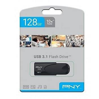 128 GB USB 3.1 PNY ATTACHE 4 USB FLASH BELLEK