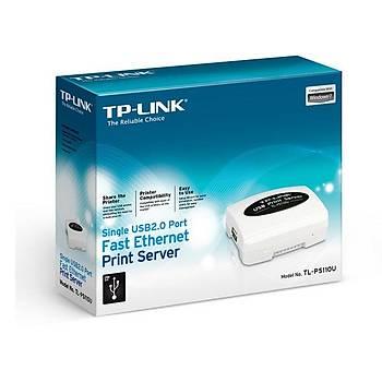 TP-LINK TL-PS110U USB2.0 PORT PRINT SERVER