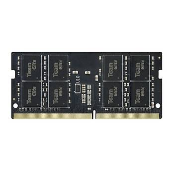 16 GB DDR4 2666 Mhz SODIMM TEAM ELITE - TED416G2666C19-S01