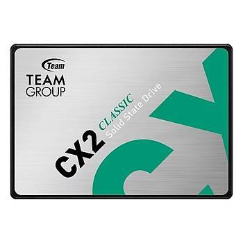 """1TB TEAM CX2 540/490 MB/s 2,5"""" SSD"""