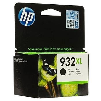 HP CN053A SÝYAH KARTUÞ NO:932XL 1000SF. (6100-6600-7612)