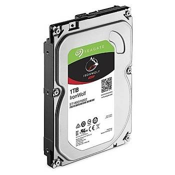 1TB SEAGATE IRONWOLF 5900RPM 64MB NAS ST1000VN002