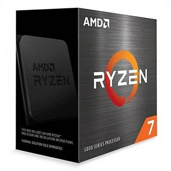 AMD RYZEN 7 5800X 3.8GHZ 32MB AM4 FANSIZ