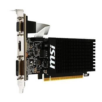 MSI GT 710 2GD3H 2GB LP DDR3 64Bit DVI/HDMI/VGA