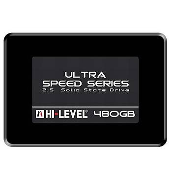 "480 GB HI-LEVEL SSD30ULT/480G 2,5"" 550-530 MB/s"