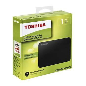 "1TB Canvio Basics 2.5"" USB3.0 TOSHIBA HDTB410EK3AA"