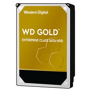 10TB WD GOLD ENTERPRISE 7200RPM SATA3 256MB WD102KRYZ