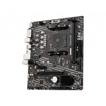 MSI A520M-A PRO DDR4 4600/1866Mhz M.2 M.ATX AM4