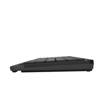 A4 TECH FK11 SLIM Q KLAVYE USB GRÝ