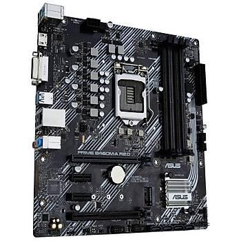 ASUS PRIME B460M-A R2.0 2933Mhz HDMI DVI-D mATX 1200p