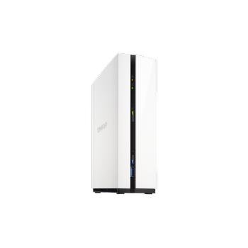 QNAP TS-128A 1 YUVALI NAS KAYIT CÝHAZI (1GB)