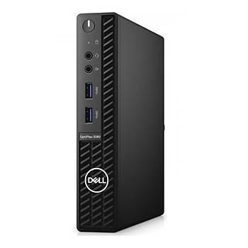 DELL OPTIPLEX 3080MFF i3-10100T 8GB 128GB SSD UBUNTU N010O3080MFF_U
